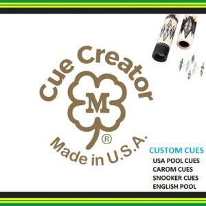 billiard cue creator shop