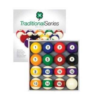Traditional Series Billiard Ball Set