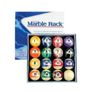 Elephant Marble Rack Ball Set