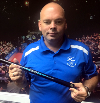 Stuart Bingham 2015 World Snooker Champion