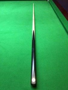 CC-357 Snooker Cue plain ebony from cue creator