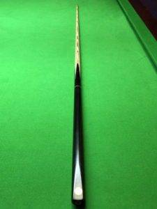 cc328 Snooker Cue ash shafts with ebony butt