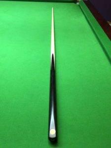 cc330 billiard cue ebony butt
